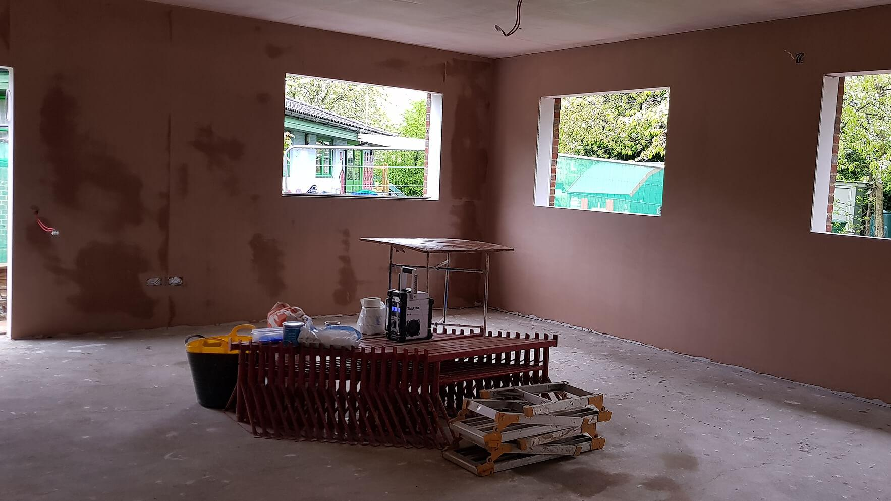 Northamptonshire Property Renovations & Traditional Plastering Services